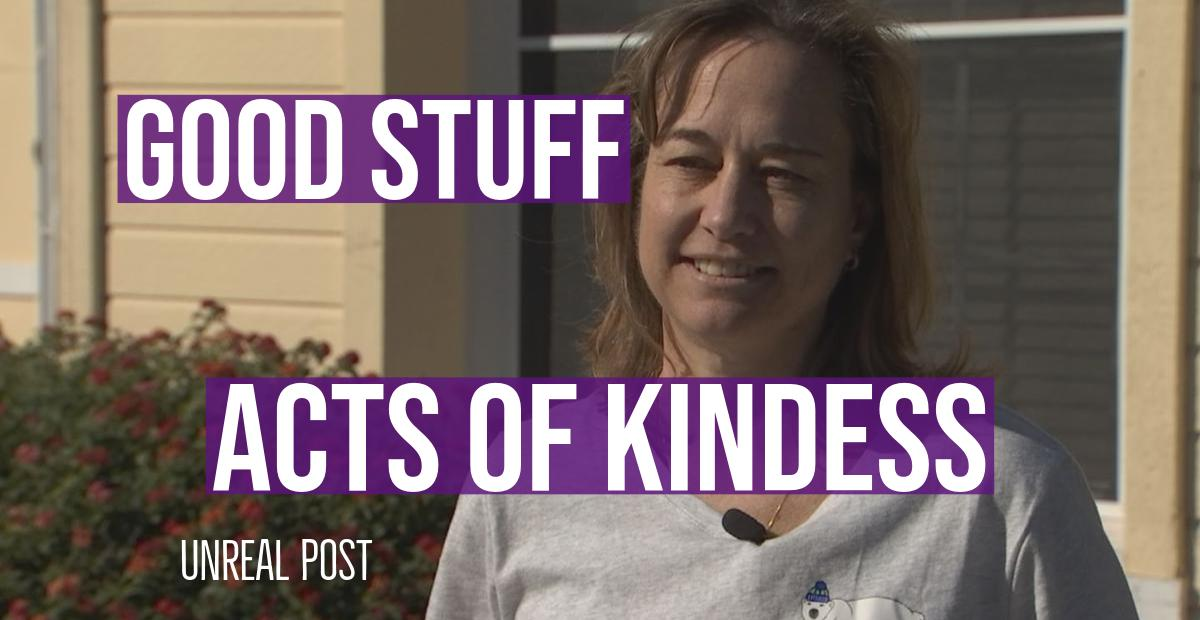 Act of Kindness Mesa, AZ – A Stranger Helps Cancer Survivor After Theft