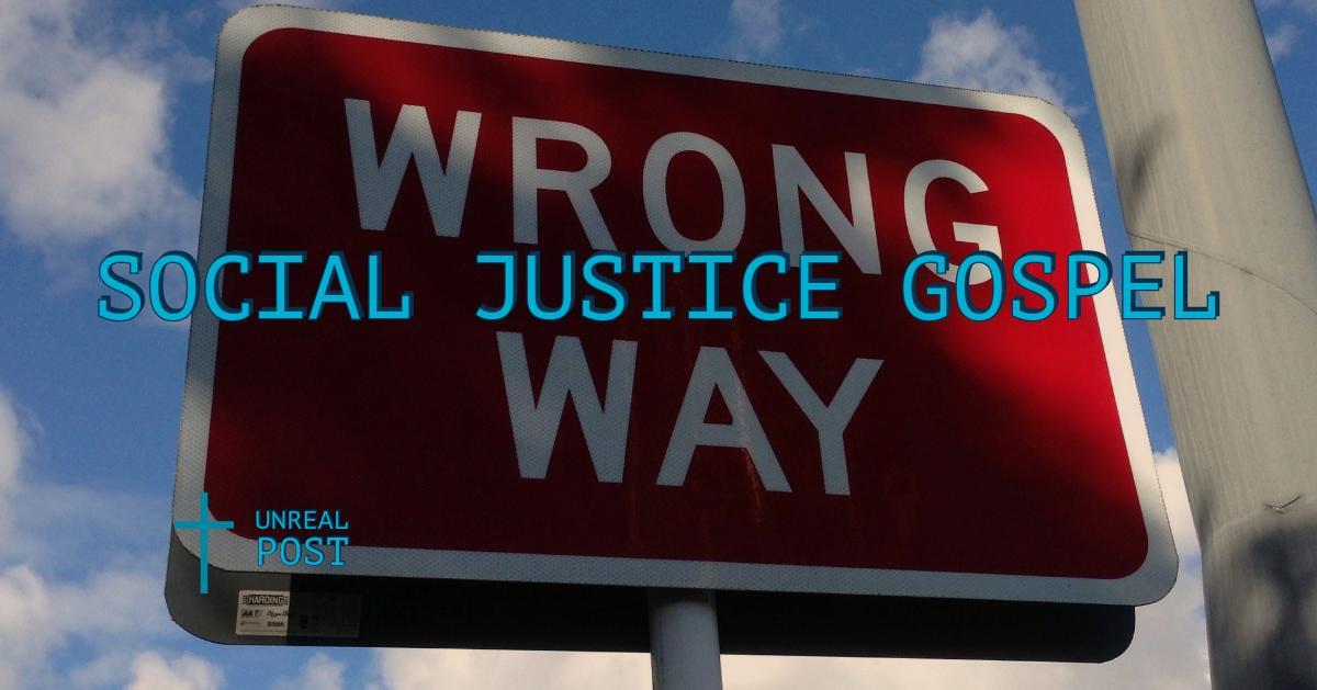 The Social Justice Gospel is Destructive Because It's A Lie