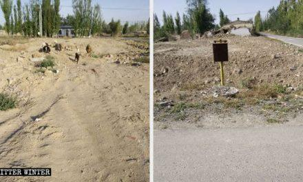 County in Xinjiang: A Case Study in Destroying Faith