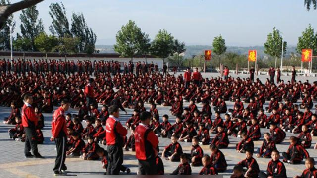 """Shaolin Martial Arts Schools Forced to Take """"Red Road"""""""