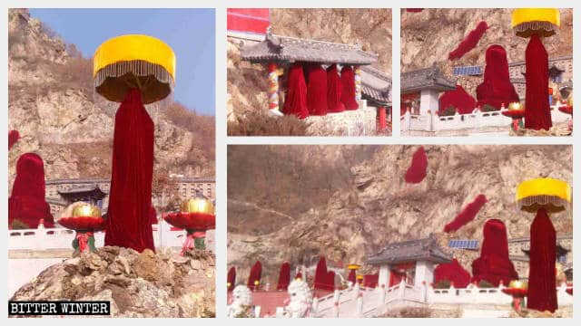 Buddhist Statues Disappearing Throughout China