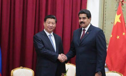 China and Venezuela: Business Partners Against Human Rights