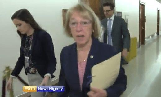 "Patty Murray Defends Blocking Bill to Stop Infanticide: It's ""Between a Woman and Her Doctor"""