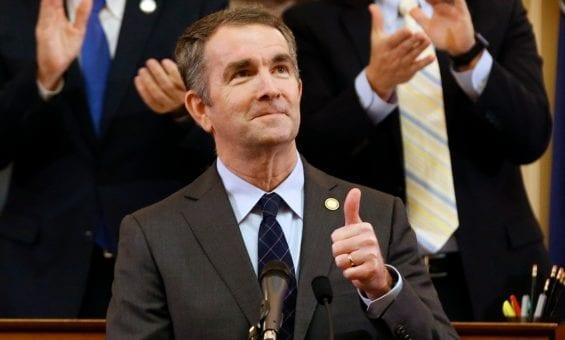 Virginia Gov Ralph Northam Refuses to Resign Despite Promoting Infanticide, Appearing in Racist Photo