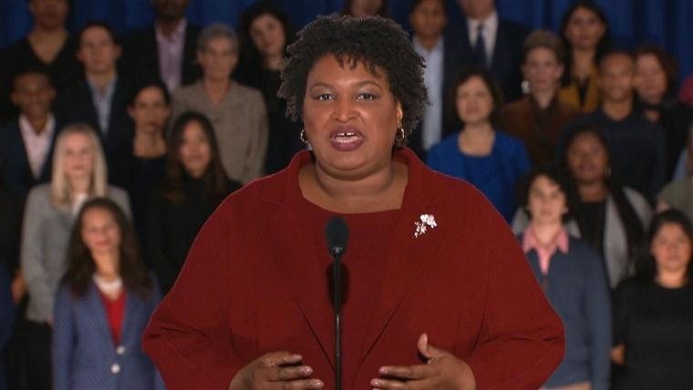 "Stacey Abrams' State of the Union Response Calls Killing Babies in Abortions ""Reproductive Justice"""