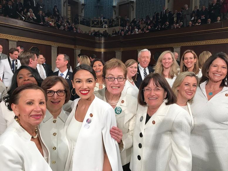 Abortion Activists Wore White at SOTU to Celebrate Suffragists, But Early Feminists Were Pro-Life