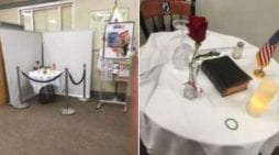 Bible Returns to POW/MIA Table at Veterans Hospital After Initial Removal Due to Complaint