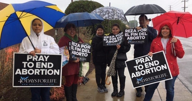 167 Babies Saved From Abortion During 40 Days for Life Prayer Campaign, So Far
