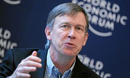 Governor John Hickenlooper Will Run for President Against Trump, He Supports Abortions Up to Birth