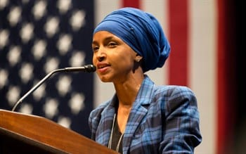 Dem rips Omar over latest 'vile anti-Semitic slur'