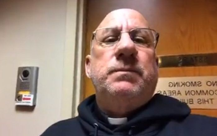 Two Catholic Priests Go Inside Abortion Clinics to Save Babies From Abortion