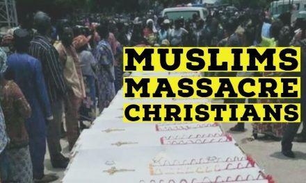 Muslim Fulani Herdsmen Massacre Christians after Baby Dedication in Nigeria