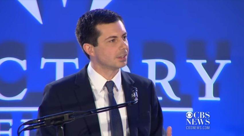 Presidential Candidate Pete Buttigieg Asserts of His Homosexuality: 'Your Quarrel Is With My Creator'