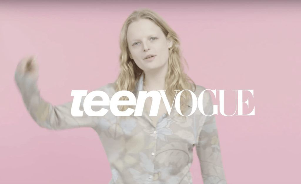 Teen Vogue Says It's 'Totally Wrong' to Believe People Are Born Male or Female