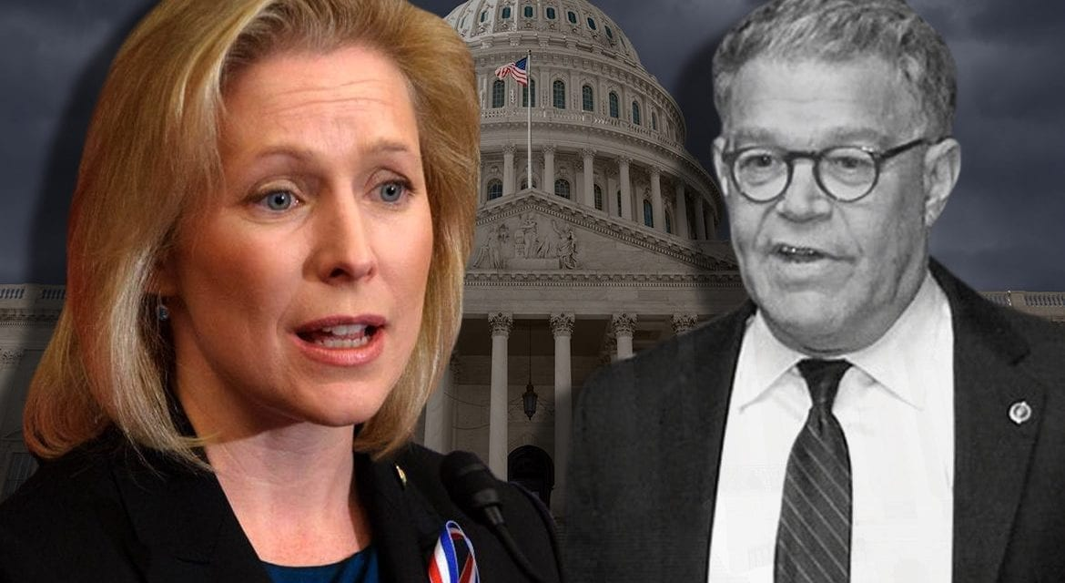 "Pro-Abortion Presidential Candidate Democrat Kirsten Gillibrand: ""We All Miss"" Al Franken Even Though He Groped Women"
