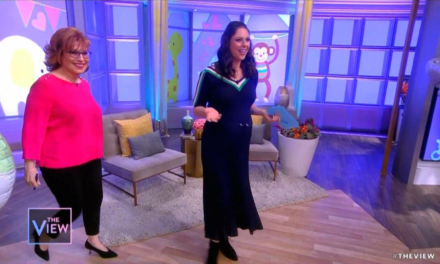 """Hypocritical Host of """"The View"""" Celebrates """"Baby Shower"""" After Years of Meltdowns Over Abortion"""