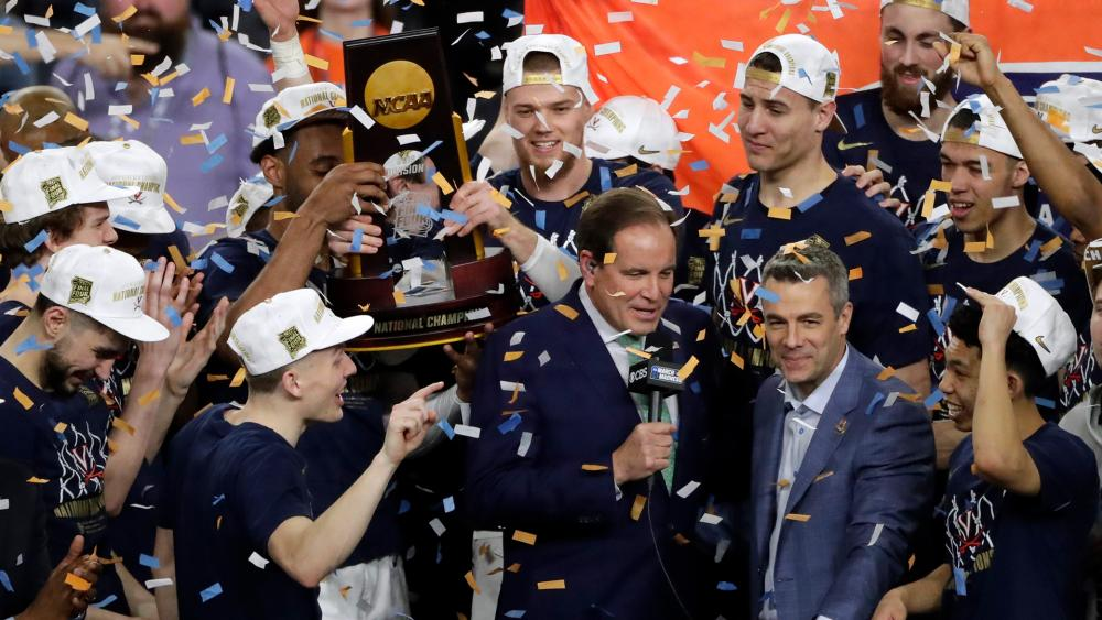 'I'm Humbled, Lord': UVA Coach Says Cavaliers First Championship a Lesson in Humility