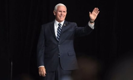 Mike Pence Warns Liberty University Graduates to 'Be Ready' for Attacks on Their Christian Faith