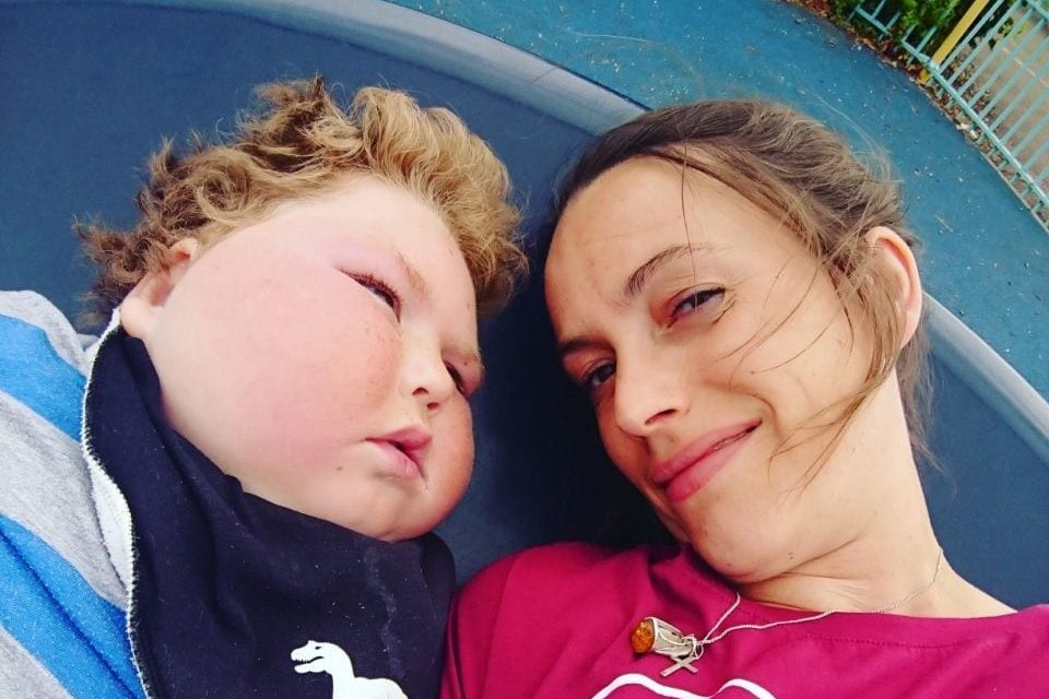 Doctors Offered to Kill Her Disabled Son in an Abortion at 38 Weeks, She Said No