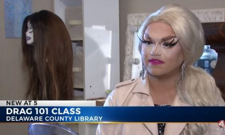 Library Cancels Class on Drag for Teens Featuring 'Miss Gay Ohio' Following Outcry
