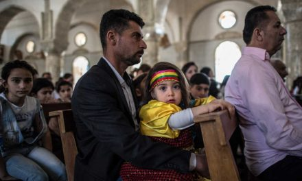 Iraqi Minister Says 'Political Correctness' Is Advancing Christian Persecution in Middle East
