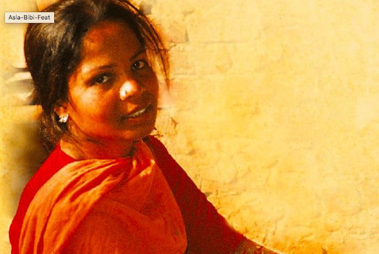 'She Is Free Now': Asia Bibi Makes it to Canada, Is Finally Reunited with Her Family