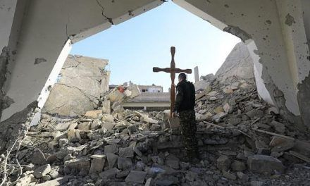 """Christian Persecution and Genocide Is Worse Now Than """"Any Time in History,"""" Report Says"""