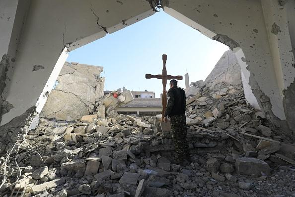 "Christian Persecution and Genocide Is Worse Now Than ""Any Time in History,"" Report Says"