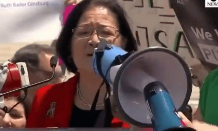 Senator Mazie Hirono Admits Indoctrinating 8th Grade Kids With Her Pro-Abortion Agenda