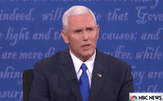 "VP Mike Pence Slams Democrats for Refusing Vote on Anti-Infanticide Bill, This is ""Deeply Troubling"""