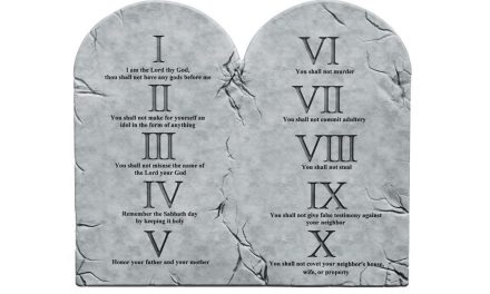 School Removes 92-Year-Old Ten Commandments Plaque after Atheists Complain