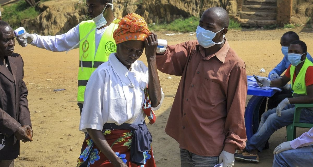 Ebola just spread into Uganda and the Outlook is not Good