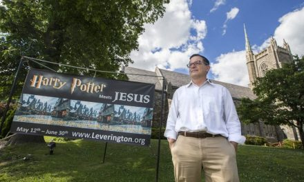 'Harry Potter meets Jesus' sermon series brings new muggles to Philly church