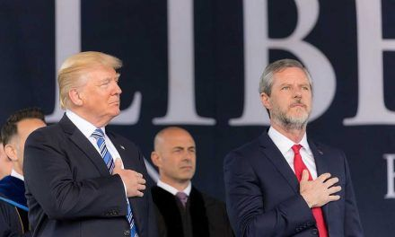 Jerry Falwell Jr. Deletes Crude Tweet Regarding David Platt's Explanation of Prayer Over Trump at Church