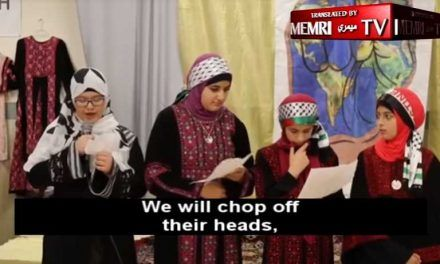 Philadelphia Children on Israeli-Palestinian Conflict: 'We Will Chop Off Their Heads' for Allah, Liberate al-Aqsa Mosque