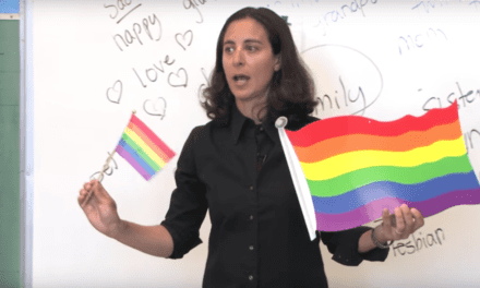 California Legislature Bullies Teachers into Affirming Students' LGBTQ Identities