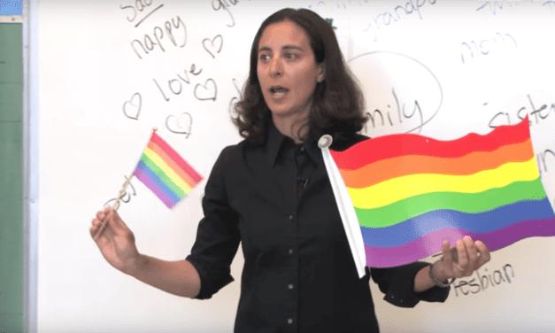California Legislature Bullies Teachers into Affirming Students' LGBTQ Identities