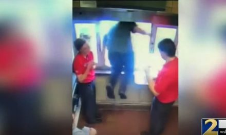 Chick-Fil-A Employee Jumps Through Drive-thru Window to Save Choking Child's Life