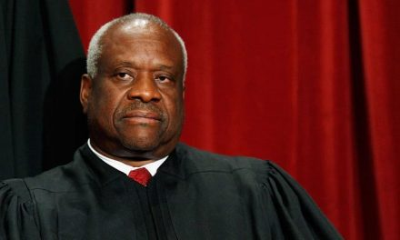 "Justice Thomas – ""Nothing in the Constitution Prohibits Passing Laws Prohibiting Dismemberment of a Living Child"""