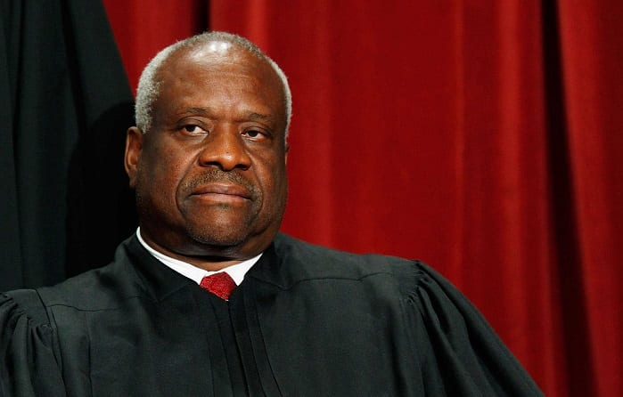 """Justice Thomas – """"Nothing in the Constitution Prohibits Passing Laws Prohibiting Dismemberment of a Living Child"""""""
