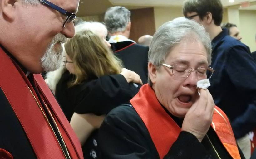 Despite New Rules Banning Homosexuals, United Methodist Church Ordains Openly Gay Pastor