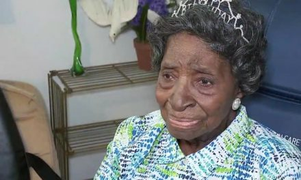 110-Year-Old Woman Credits God's Blessing for Longevity: 'He's the One Keeping Me'
