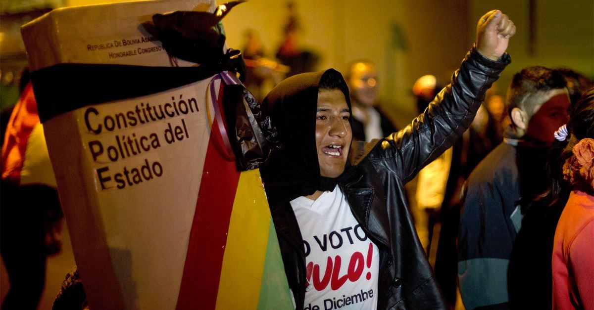 Celebrating New Religious Freedom Law, Bolivian Evangelicals Push for More