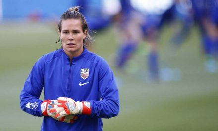 US Women's Soccer Team Goalie Blasts Former Christian Teammate: 'You Are Homophobic'