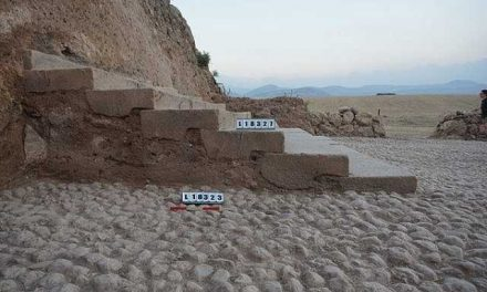 3,500-Year-Old Staircase Hints at Biblical Conquered Canaanite Kingdom's Grandeur