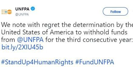State Department Refuses to Fund Forced Abortions Overseas