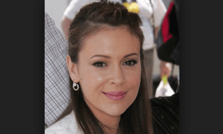Alyssa Milano: It's Wrong to Execute Convicted Murders, But Executing Babies in Abortions is OK