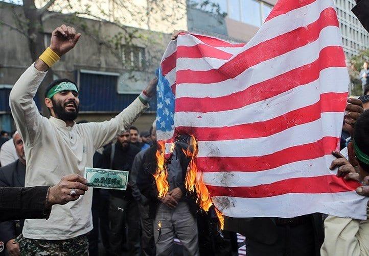 President Trump backs bill to make burning American flag illegal