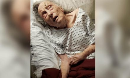 'If you don't get me out of here, they're going to kill me': Elderly woman detained by hospice