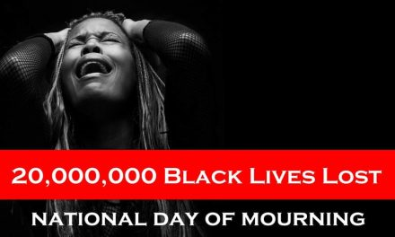 National Day of Mourning Will Remember the 20 Million Black Babies Killed in Abortion